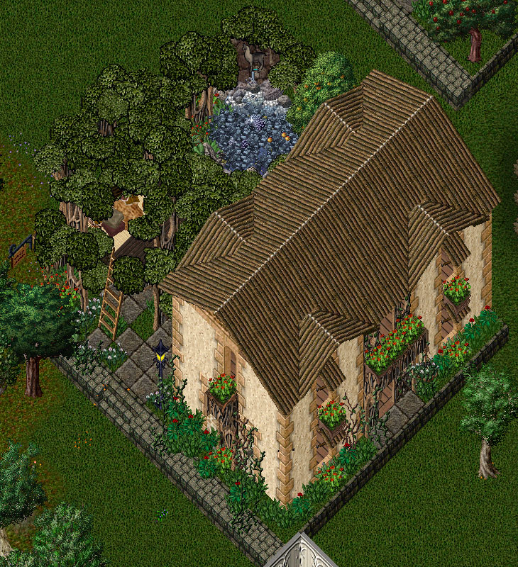 Ultima Online Custom House Design House Design Ideas