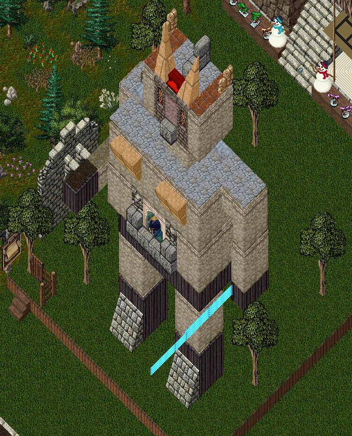 Ultima Online Custom House Design